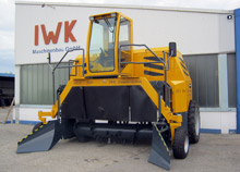 IWK windrow turner hr